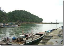 Pelabuhan ikan Sadeng